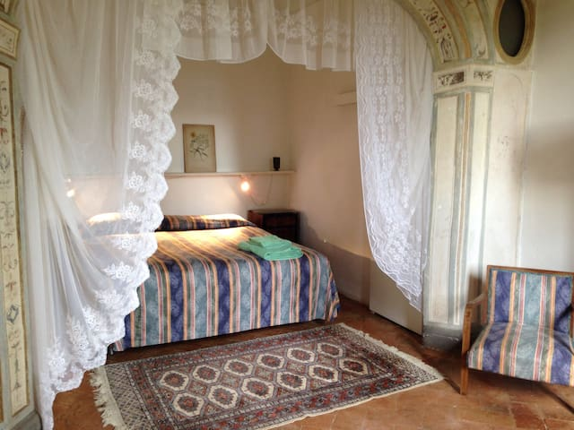 Appartamento in casa di campagna vicino Siena
