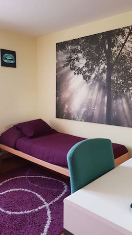 Ideal room for student nearby EPFL/UNIL
