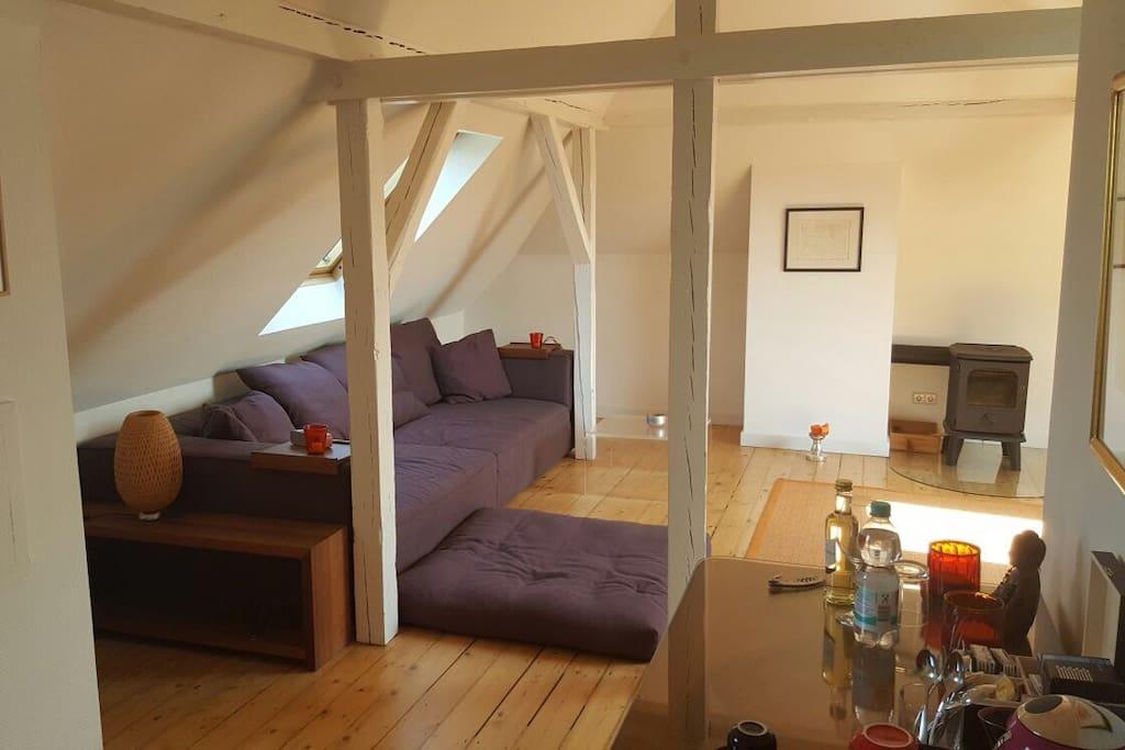 apartment d sseldorf oberkassel flats for rent in dusseldorf north rhine westphalia germany. Black Bedroom Furniture Sets. Home Design Ideas