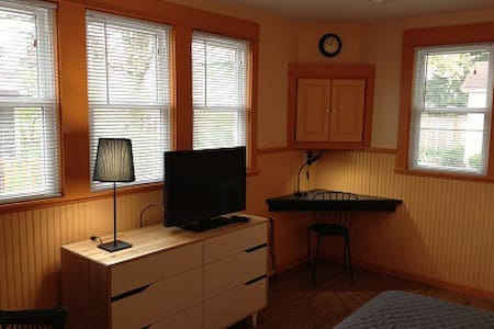 Jailhouse Suites Union Cottage Studio - Yellow Springs
