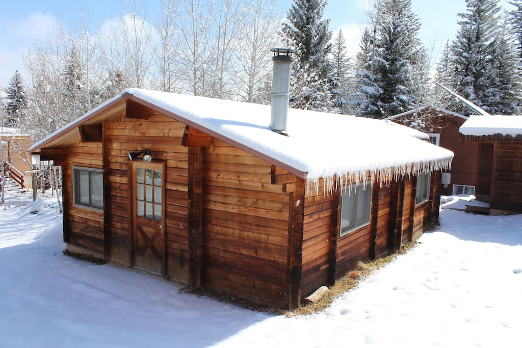 affordable cozy cabin sleeps 18 fur friends cabins for