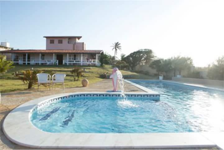 """Beach House """"Praia das Fontes"""""""