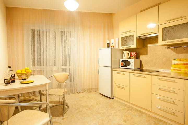 Сomfortable apartment in the city center