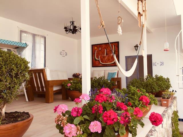 """Casa Rural """"El Patio de mi Casa"""" Jaime"""