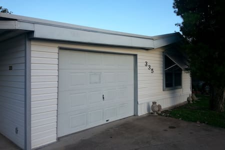 WF335--2/2 Big Mobile Home with Extras! - San Benito - Σπίτι