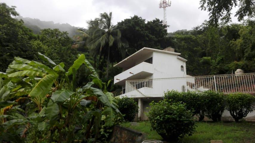 El Nido de las Iguanas, Boca de Tomatlan.