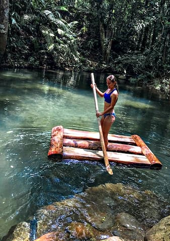 Hotel del Bosque Rain Forest Eco Lodge