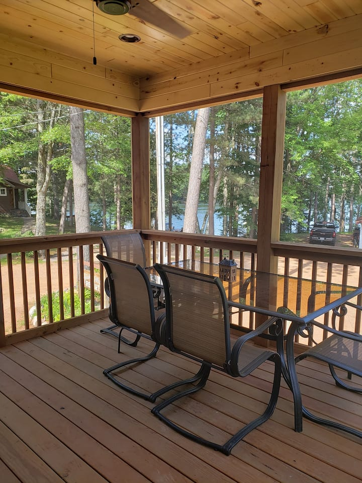 Long Lake Living~New Harmony