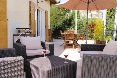 Charming house in Antibes with Garden and Pool - Antibes - Maison