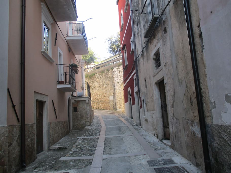 Via Lisandricchio