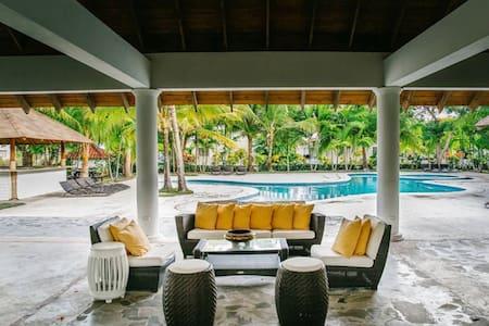 Caribbean Dreamy Beach Villa at Bávaro Beach