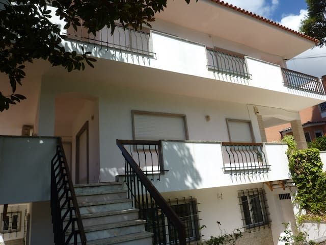 Apartement Luz in a big Villa with swimming pool