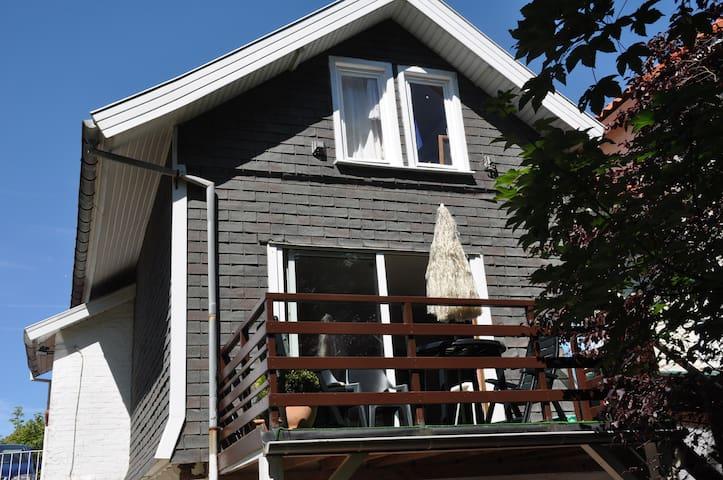 Villa dans la quartier Dumont - De Panne - House