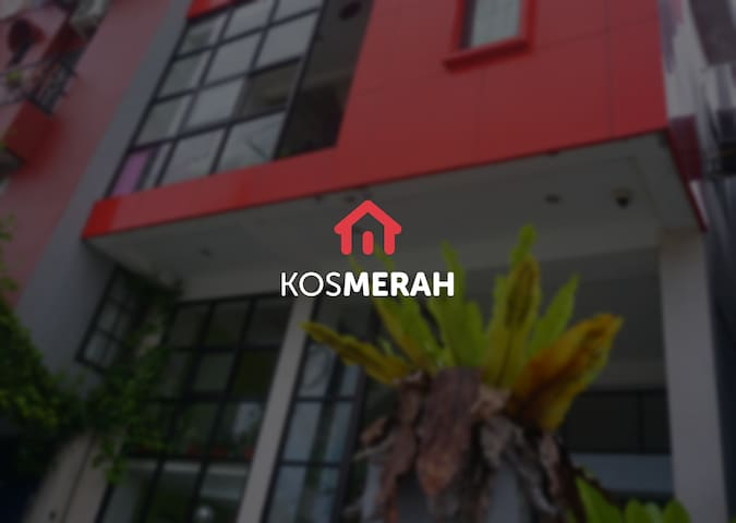 Kos Merah (Red Boarding House/Guesthouse/Hostel)