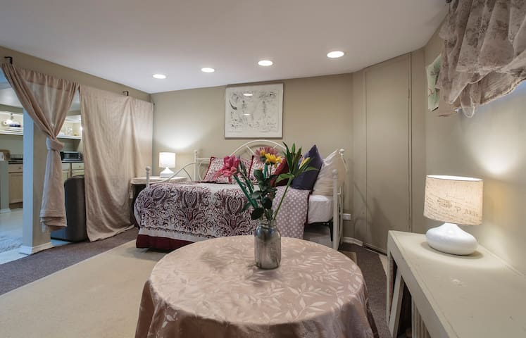Private Studio Apartment - Evanston
