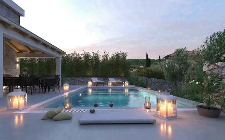 Villa Lavdara - Croatia Luxury Rent