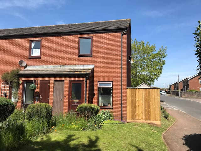 Exeter home close to the hospital and local amenities