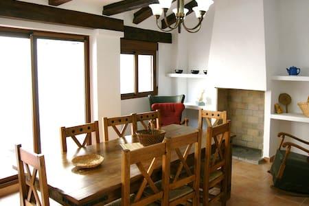 Casa rústica El Majuelo - Planta baja