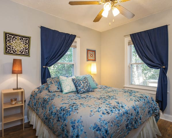 Cozy Room, Close to Downtown - Nashville - Maison