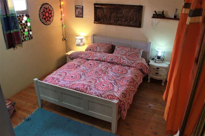 sunny IN EZUZ room 2