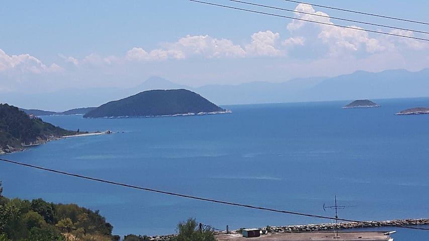 ''Afroditi's home'' - Skopelos