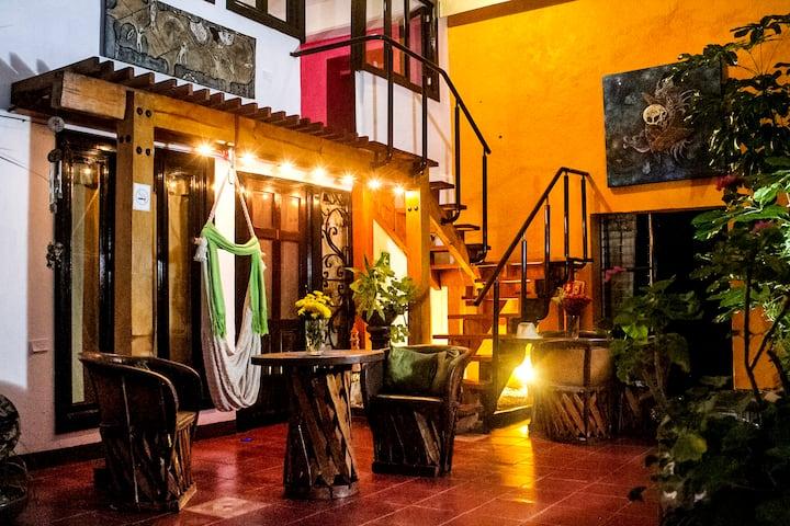 Your home office in Oaxaca de Juárez