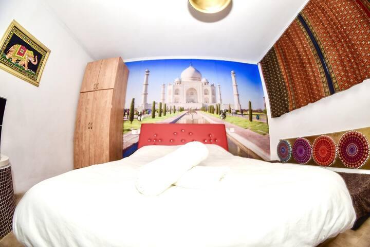 Taj Mahal in Upper Galilee