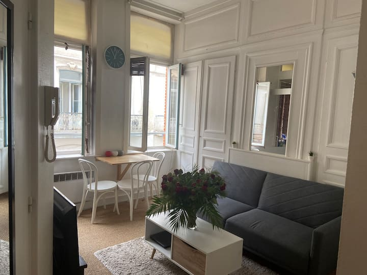 Charmant appartement en centre ville