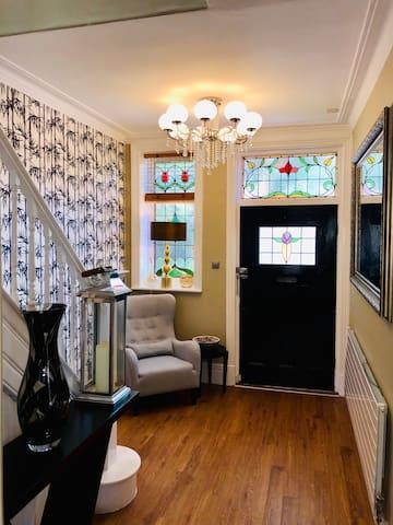 Heaton Moor - High end accommodation