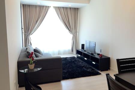 2BR(B)@CityCentre - โคตา กินาบาลู - อพาร์ทเมนท์