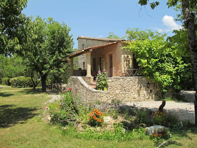 Detached house Domaine Chante L'Oiseau in Sigonce