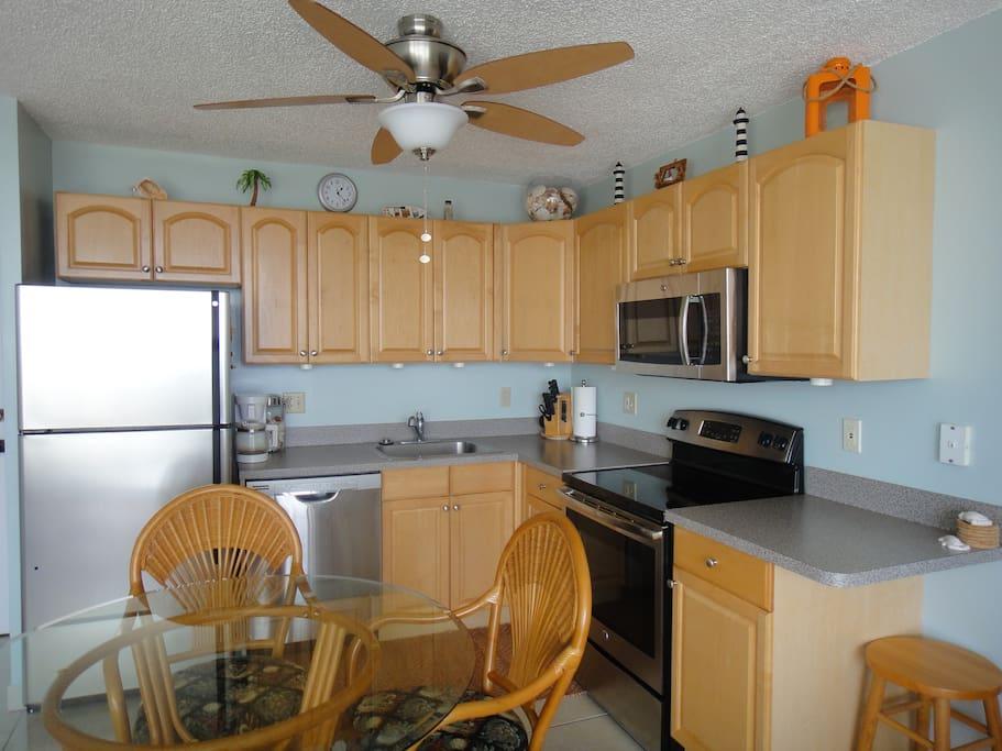 Indoors, Kitchen, Room, Chair, Furniture