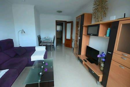 Piso 2 dormitorios en pleno centro de Santa Cruz