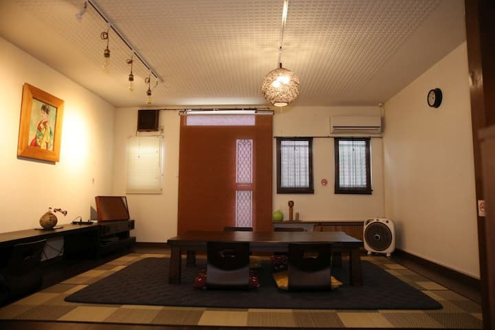 ★①perfect location★1 stop to JR Kyoto st(5min)!