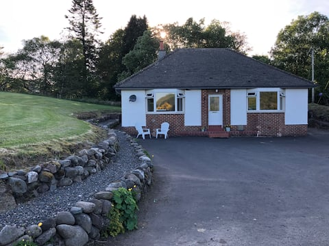 Rural Country Cottage based in Straiton Ayrshire