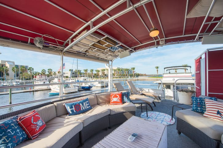 Houseboat - 60 feet of luxury - Sanford - Boot