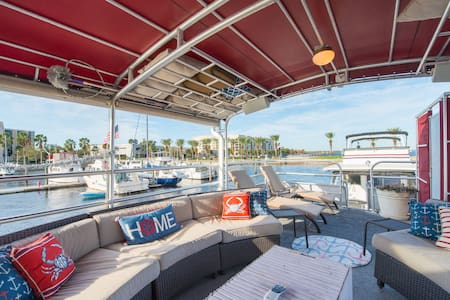 Houseboat - 60 feet of luxury - Sanford - Boat