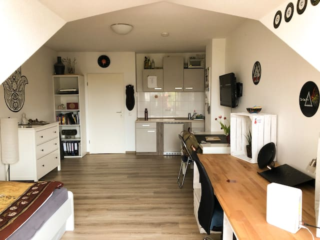 Cozy Studio CENTRAL (City/BVB/HBF/Westfalenhallen)