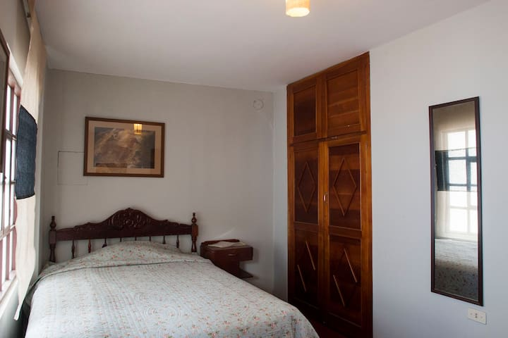 Comfortable bedroom in the center of Cajamarca - Cajamarca - Ev