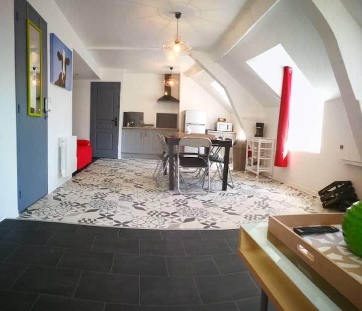 Grand Appartement aux Portes de la Corrèze