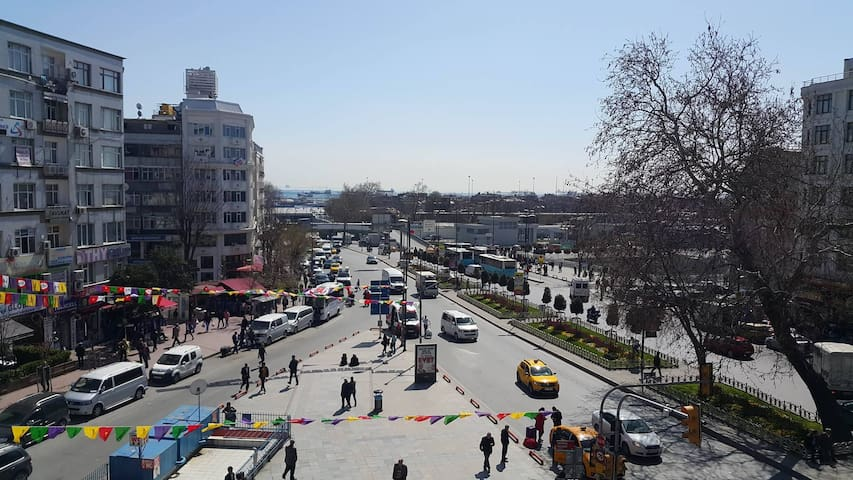 a luxury 2 bedroum apartment in Aksaray Istanbul - Fatih - Apartamento