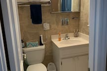 Master bathroom  Main level