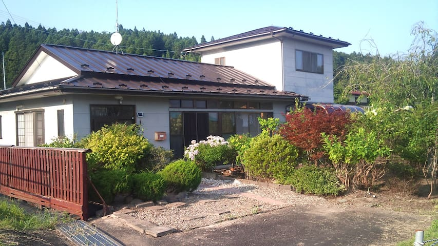 TOHOKU ONSEN  Welcom  Family - Kurihara-shi - Huis