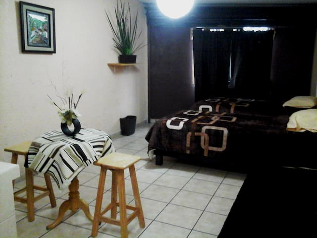Comfortable apartment for travelers - Città del Messico