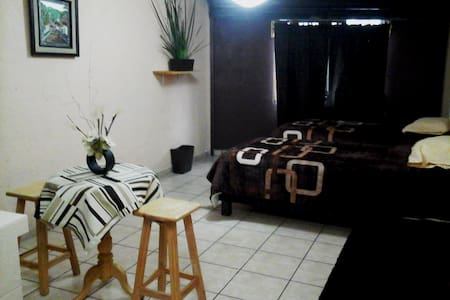 Comfortable apartment for travelers - Ciudad de México - Hus