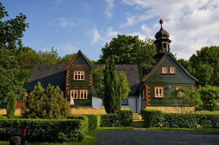 Zauberhafte Ferienwohnung mit eigenem Glockenturm