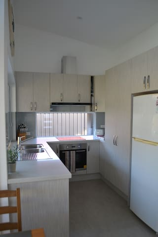 ECO house 6 minutes walk to the beach