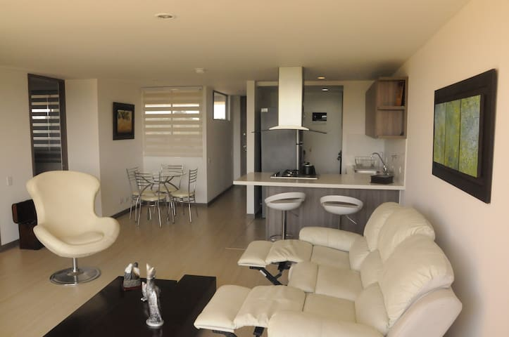 Lovely and modern apartment in condo near airport - Rionegro - อพาร์ทเมนท์