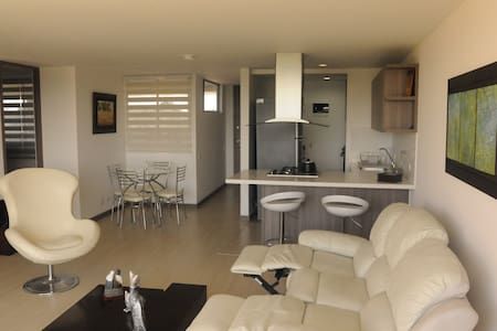 Lovely and modern apartment in condo near airport - Rionegro