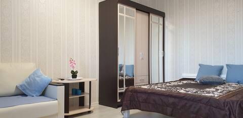 Уютные апартаменты на Степной
